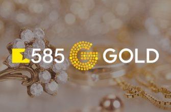 регистрация бонусной карты от «585 Gold»